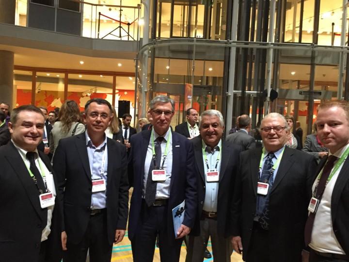 Интервю за сп. Business Club на г-н Халачев – Председател на ОБК, относно срещата му в Люксембург