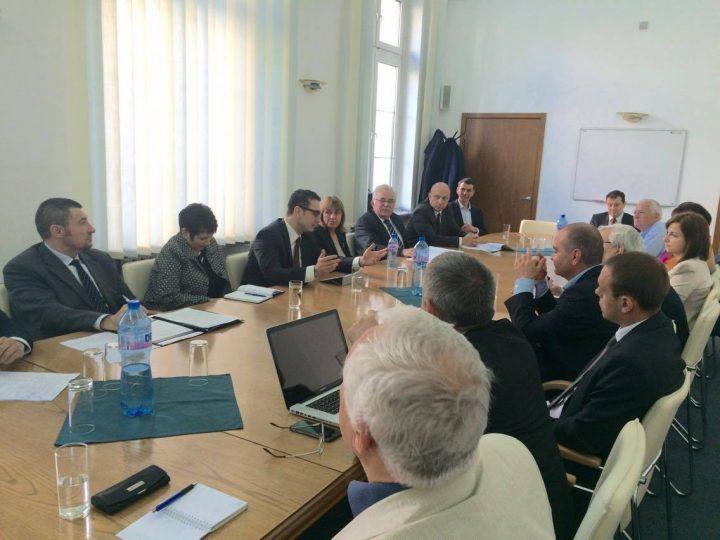 Втората поредна среща на ръководството на Министерството на икономиката с ОБК