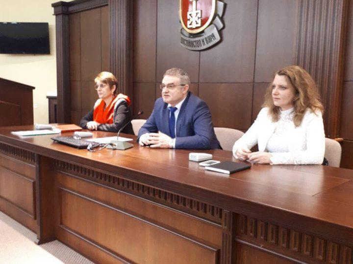 Работни срещи с членове на ОБК в гр.Хасково и гр.Кърджали
